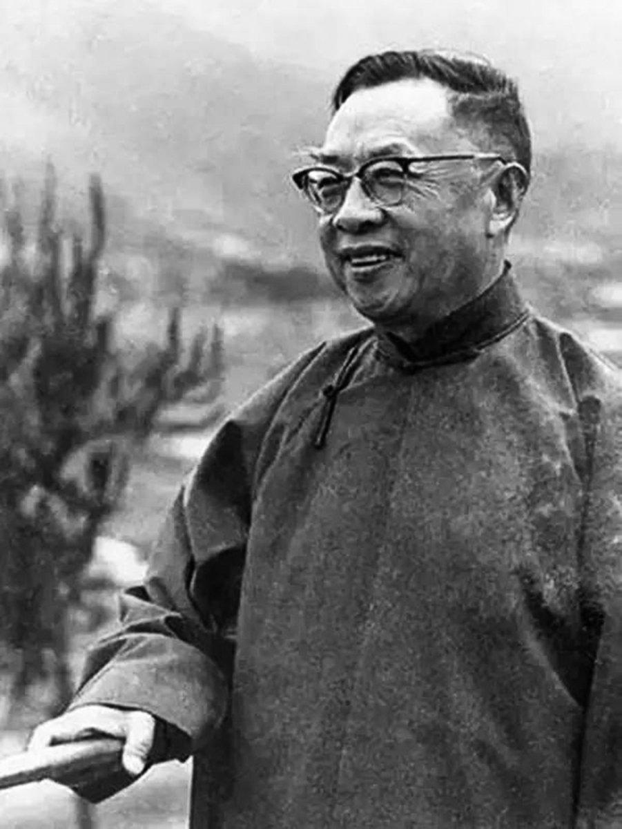 著名歷史學家錢穆(網絡圖片)