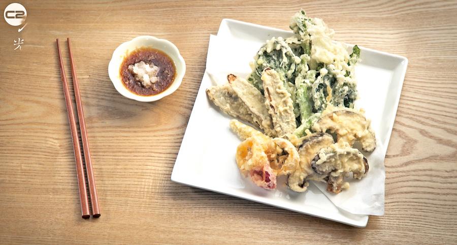 和食經典 野菜天婦羅