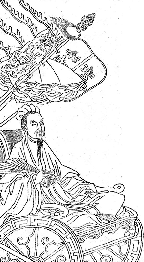唐太宗與李靖在《唐太宗李衛公問對》中,多次提到諸葛亮的治軍之法與八陣圖,給予了極高的評價(維基百科公共領域)