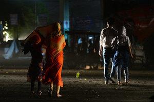 沙塵暴強雷暴再襲印度 至少40死數十傷