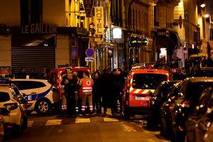 巴黎持刀襲擊案1死4傷 疑犯為車臣俄國人