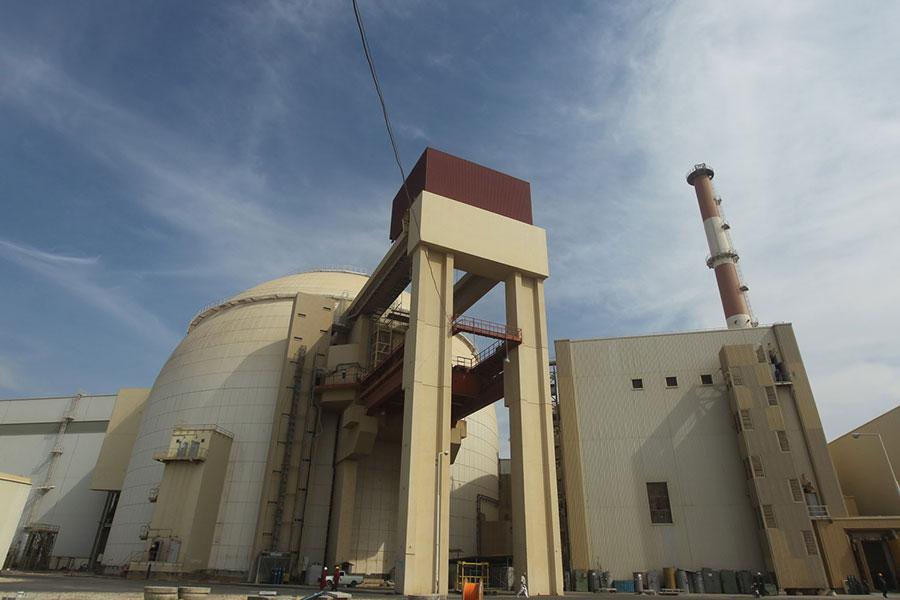 美國特朗普政府退出伊朗核協議後並重啟制裁,白宮國安顧問表示,這些制裁有可能波及歐洲公司。(MAJID ASGARIPOUR/AFP/Getty Images)