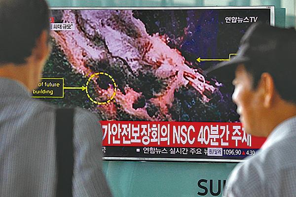 北韓將邀請5國記者見證關閉豐溪里核試驗場,但沒有提邀請核專家到場見證,其誠意引發外界質疑。(Getty Images)