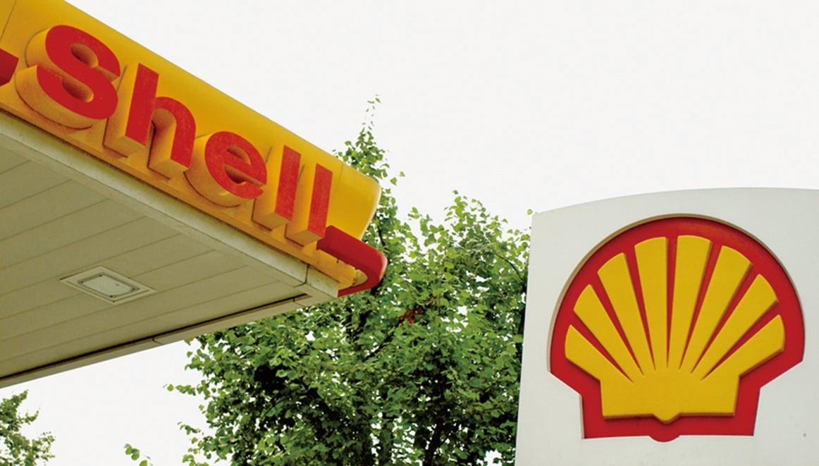 美國特朗普政府退出伊朗核協議後並重啟制裁,這些制裁有可能波及歐洲公司。圖為赴伊朗投資的荷蘭皇家殼牌石油公司(Getty Images)