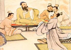 李悝以相人五項原則識能臣