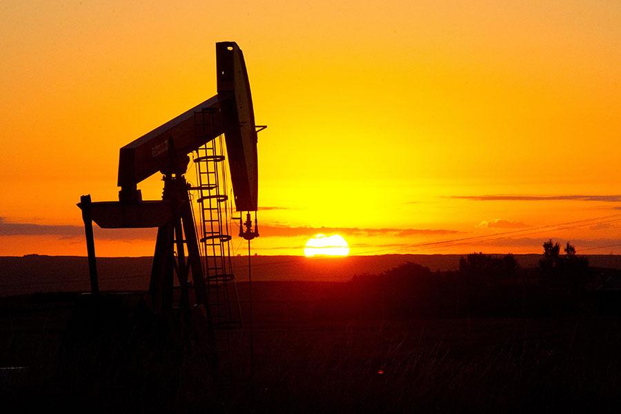 北歐化工(Borealis)行政總裁加勒特(Mark Garrett)表示,頁岩油氣行業的發展將在未來15到20年內使美國非常強大。(KAREN BLEIER/AFP/Getty Images)