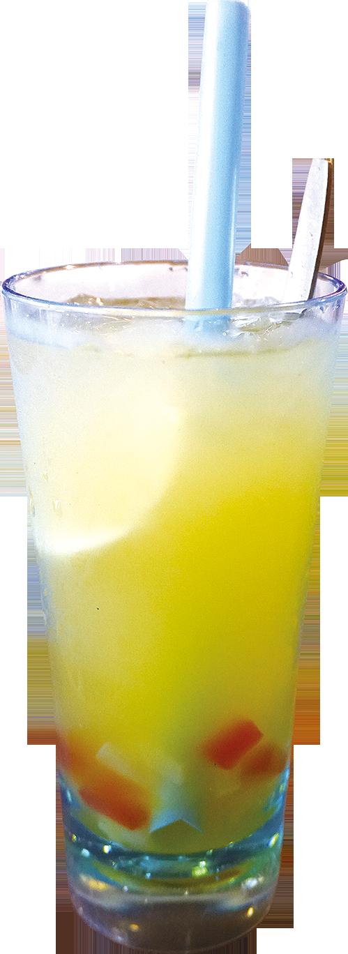 金桔檸檬蒟蒻