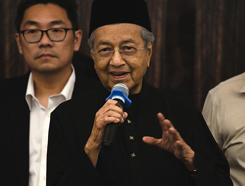 馬來西亞大選變天 中共「後花園」生變?