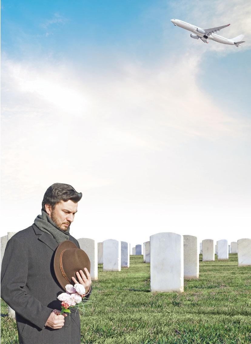 墓園:fotolia ; 其他圖片:shutterstock
