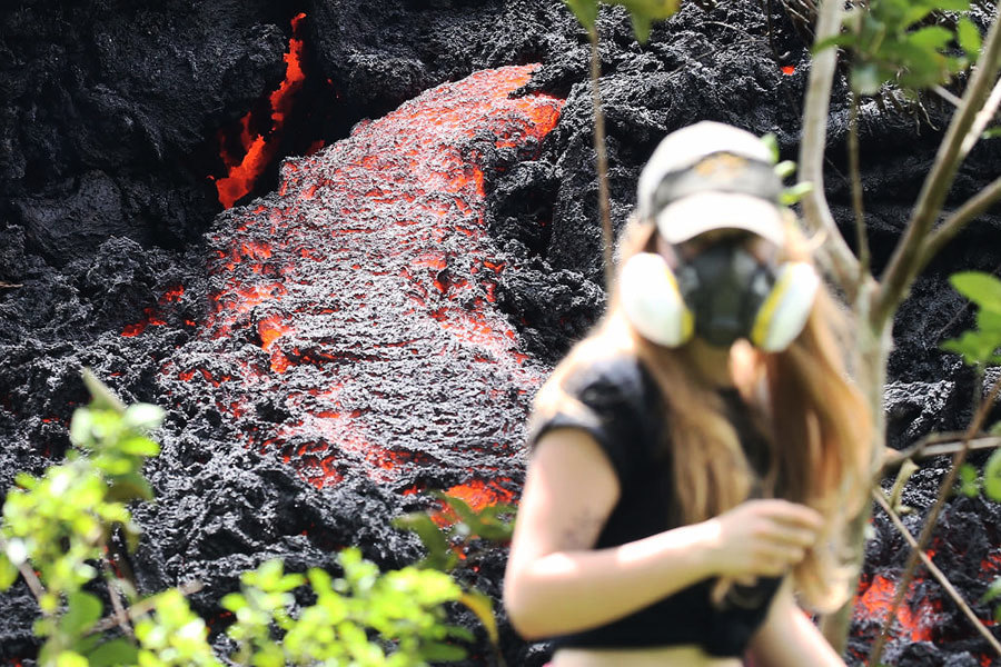 夏威夷火山威脅繼續 或爆發百年一遇噴發