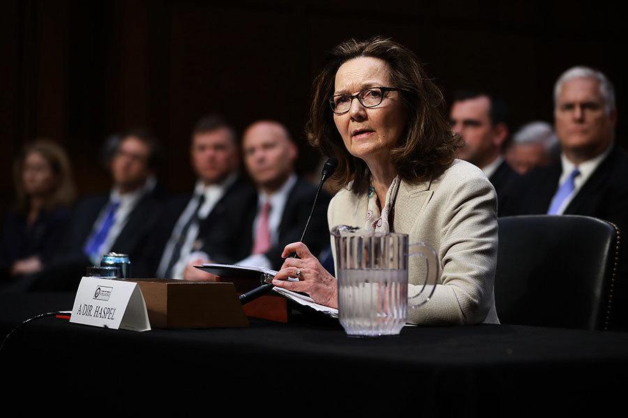 中情局長女提名人獲參院情報委員會通過