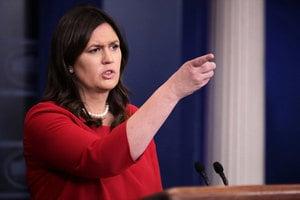 北韓若取消特金會 白宮:那就繼續最大施壓