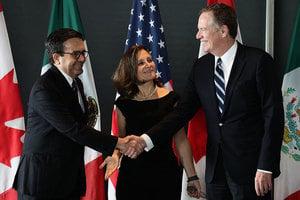 美加墨拚NAFTA年底前生效 本周是關鍵時刻