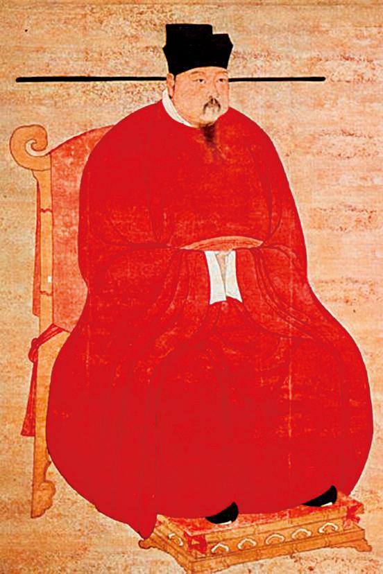 北宋第三位皇帝宋真宗(維基百科)