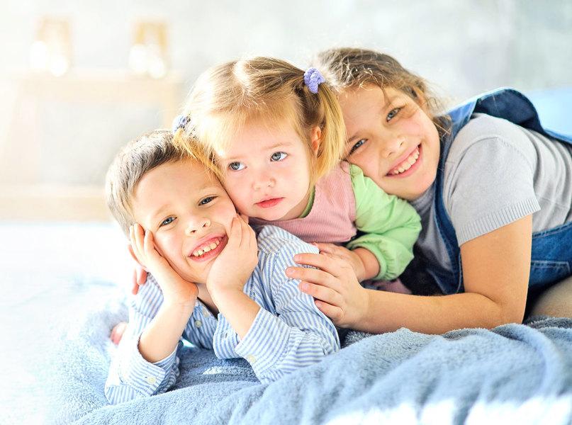 欣賞孩子的優點感受養育樂趣