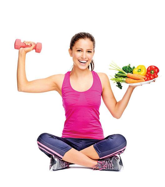 幫助你更快塑身的10種食物(上)