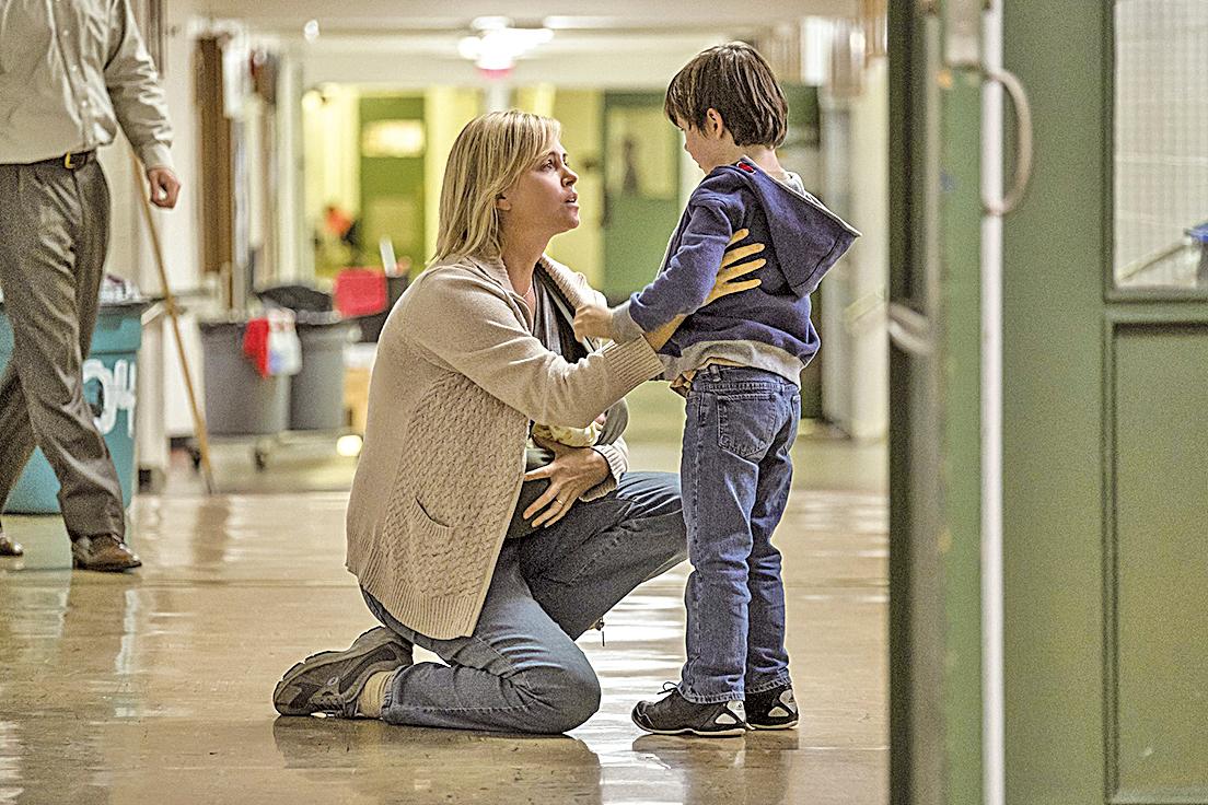 除了每天要操勞家務外,其中一個兒子精神狀況較不穩定,經常需要瑪露多操心。