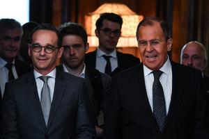 新任外長態度強硬 德國對俄政策面臨新局面