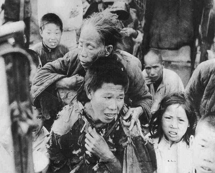 中共全國性的「大躍進」運動,最終導致了大饑荒的爆發和數千萬民眾死亡。(資料圖片)