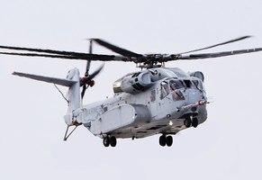 美軍史上最強直昇機 「種馬王」陸戰隊服役
