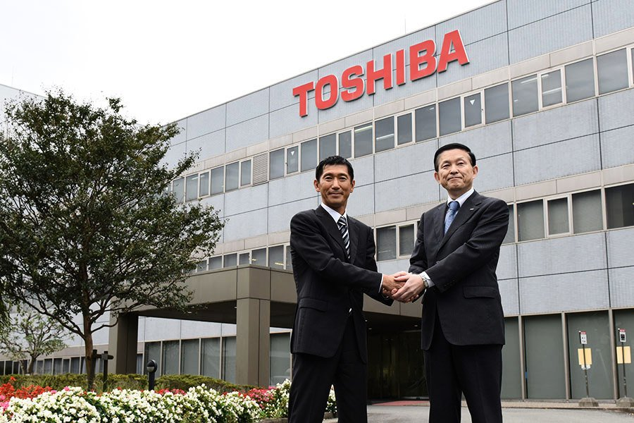 中方讓步?美公司併購東芝晶片部門獲批