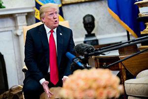 特朗普批中共敲竹槓 懷疑貿易談判能成功