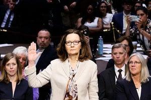 參議院投票通過美首位女中情局局長