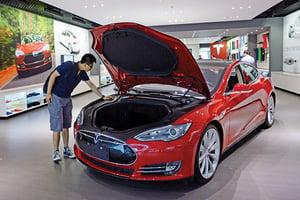 防交通事故:電動汽車須發出聲音