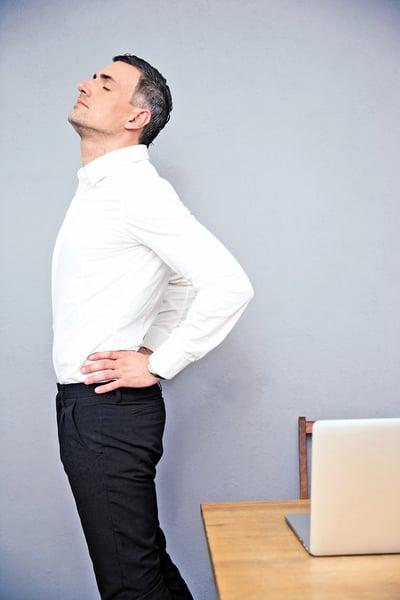生物製劑調節免疫 擺脫僵直性脊椎炎的困擾