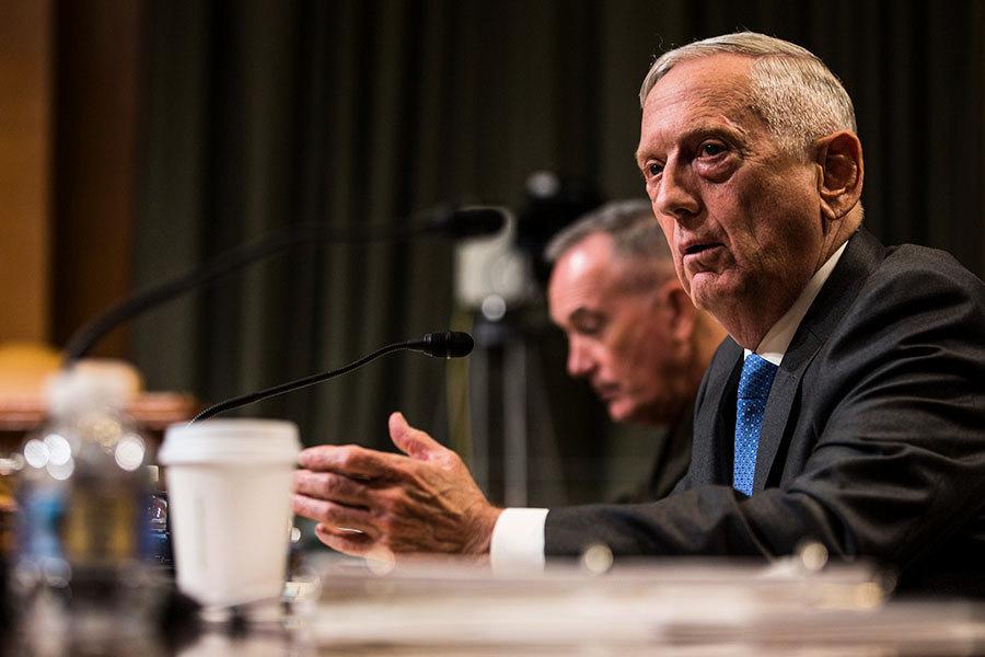 美防長談新戰略 中俄是主要安全威脅