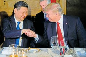 中美貿易戰影響 中港股市齊跌