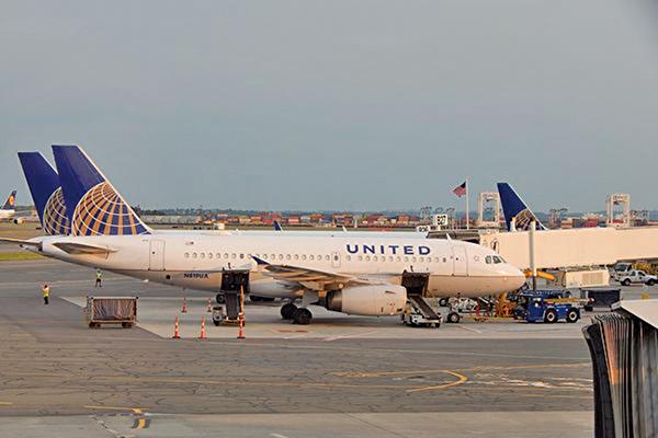 美國聯合航空(United Airlines)資料照。 (Pixabay)