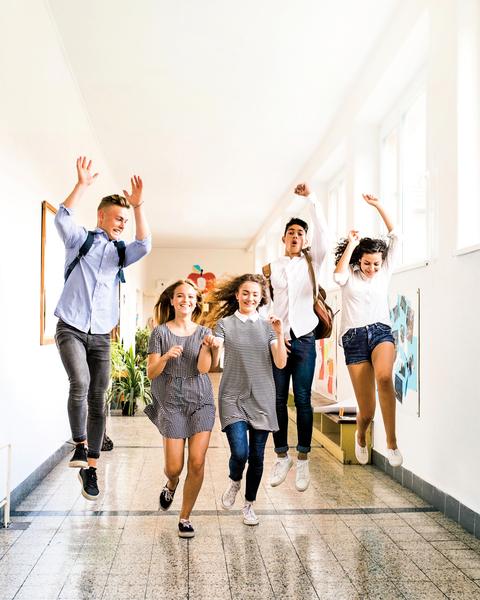 青春期轉骨策略: 兩多兩少、一減一加