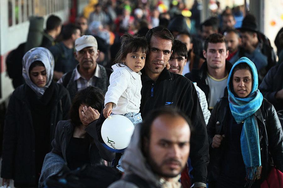 德國納稅人今後四年將為難民支出780億歐元