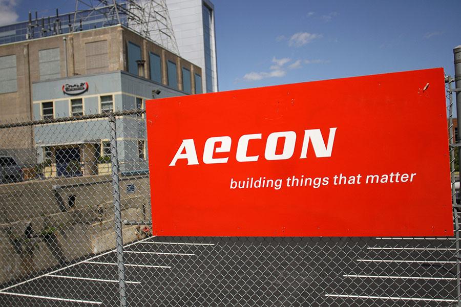 愛康集團是一家有140年歷史的公司,參與了很多電廠的建設。(加通社)