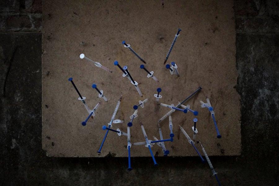 北京女性吸毒呈低齡化 逾半數在20歲左右