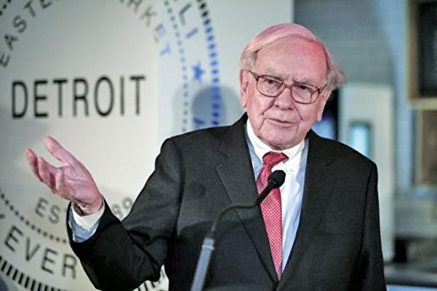 巴菲特選股三大成功祕訣為:挑選十年多空淬鍊好公司、在超跌價格時進場及長期持有。(Getty Images)