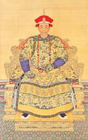 讀康熙皇帝〈十架頌〉詩有感