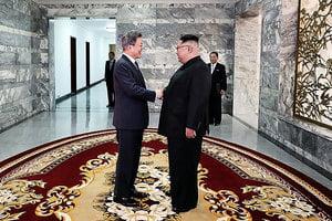 特金會上 特朗普將要求金正恩給出棄核時間表
