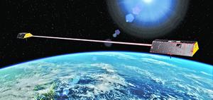 NASA雙衛星成功升空 觀測地球水資源
