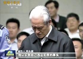 中共十九名貪財「虎妻」曝光 周永康妻被囚九年