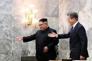 美朝官員談判 試圖在特金會前達成去核協議