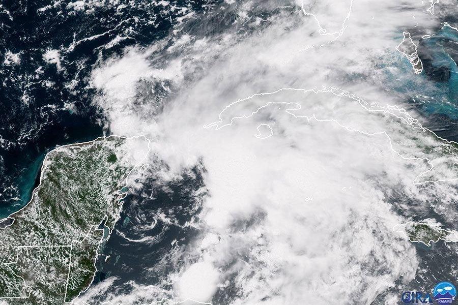 阿爾貝托風暴來襲 美三州進入緊急狀態