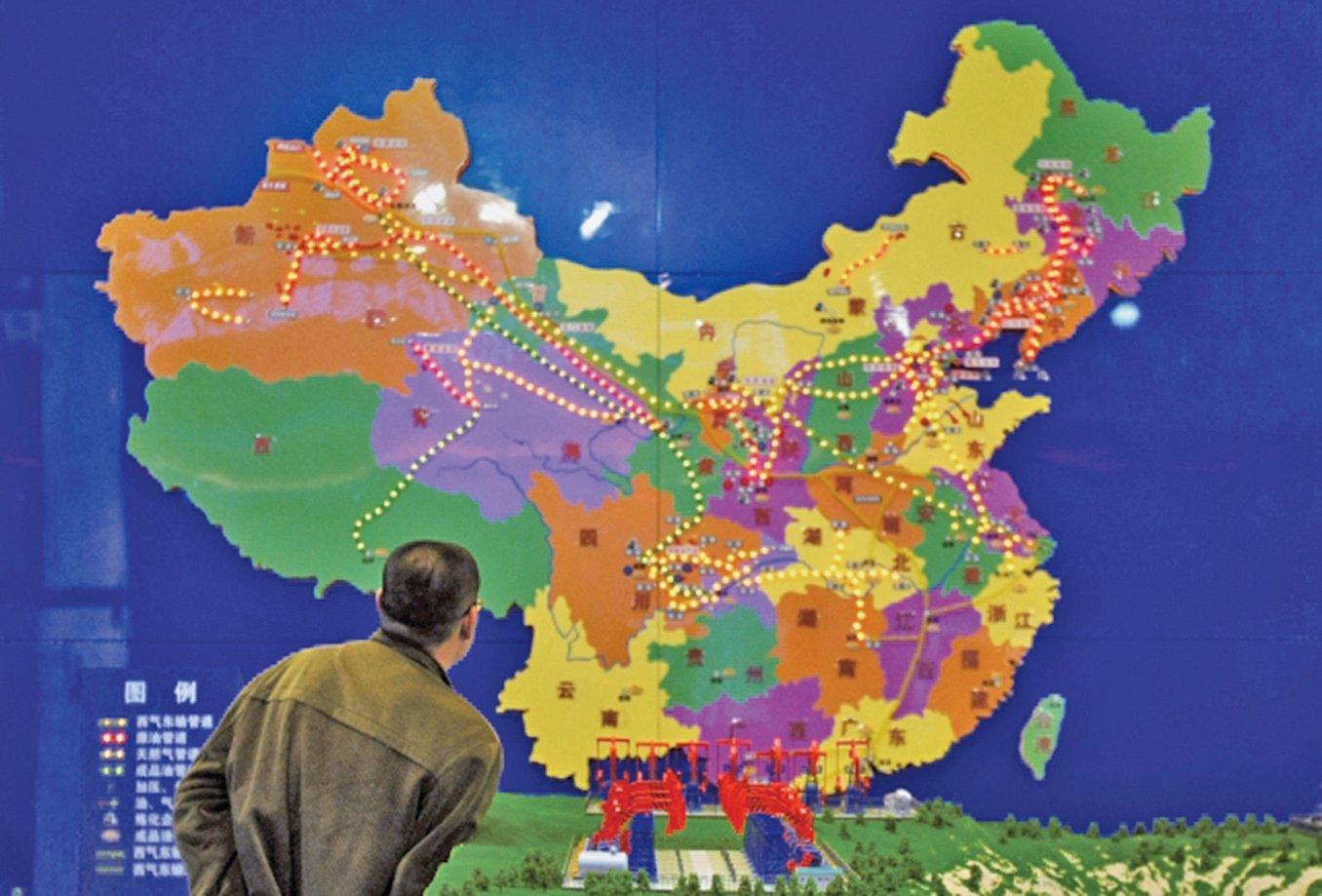 █俄國幾乎在與中國相接壤的所有邊境地區都部署了導彈和重炮。(Getty Images)