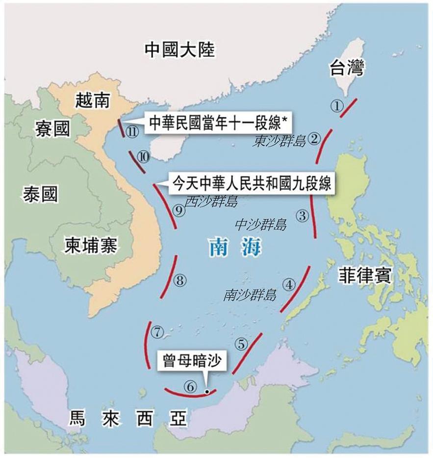 俄國將與越南合作開採南海九段線油田區塊。(網絡圖片)