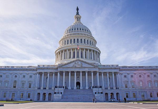 美國聯邦參議院和眾議院各自的軍事委員會分別通過各自版本的「2019年國防授權法案」,法案的矛頭直至中共。(Shutterstock)