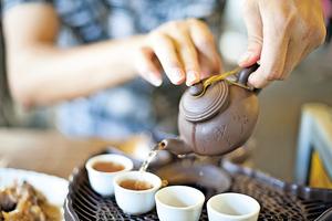 喝茶可以養生