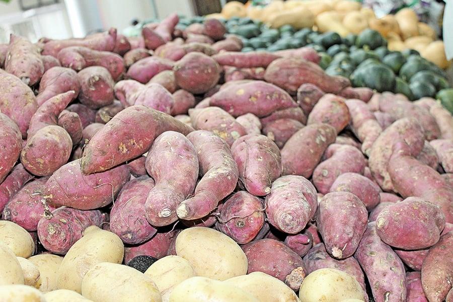 新發現:紅薯源於東方 馬鈴薯來自西方