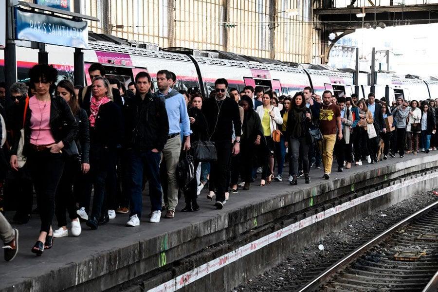罷工帶來不便 法國鐵路賠償乘客
