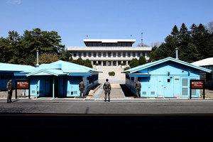 美朝板門店密談 美暫不對北韓實施新制裁